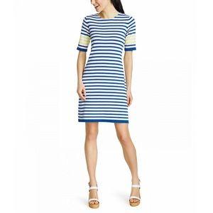Draper James nautical stripe Scottsdale dress XL